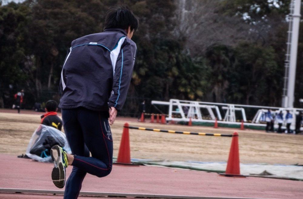 陸上競技 110mh 練習記録